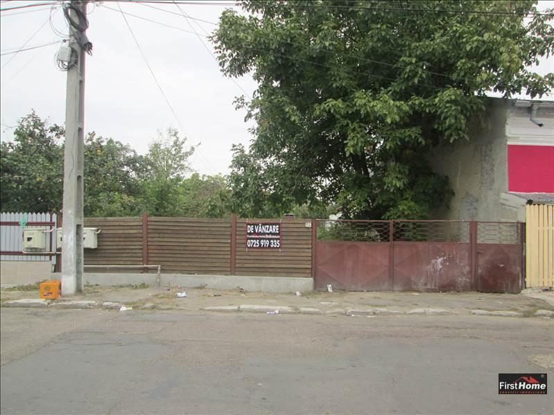 Teren de vanzare Focsani  Central