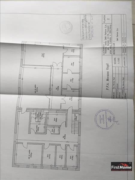 Cladire de birouri , zona Gara  Focsani