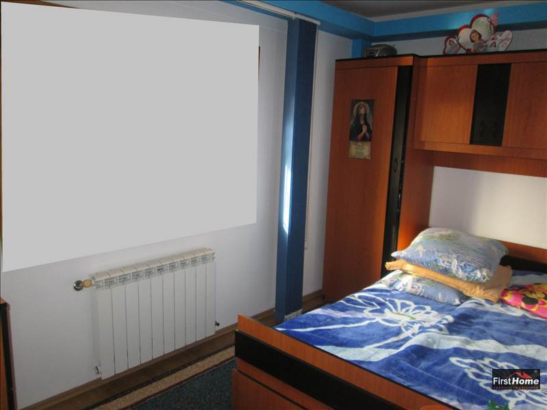 Apartament 3 camere zona Cuza Voda, Biserica Catolica,Parchet