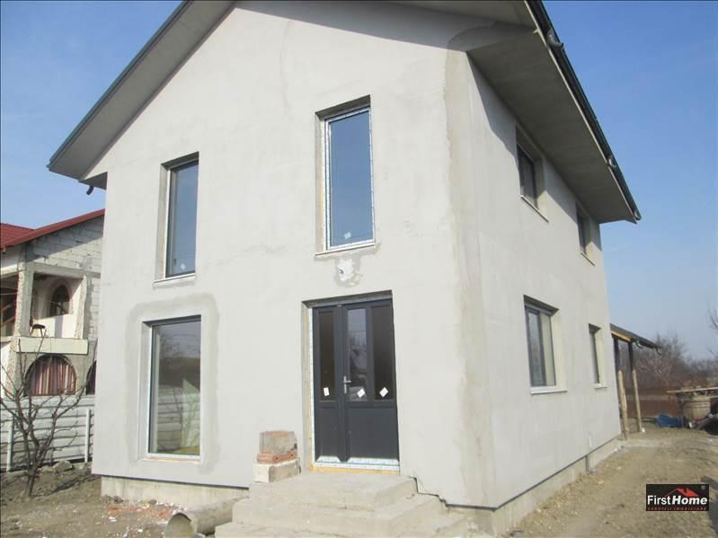 Casa P+1 in Milcov