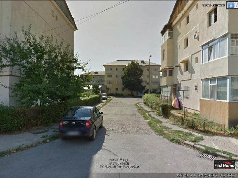Teren intravilan 826 mp zona Gara ,Longinescu