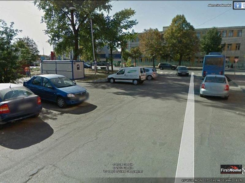 Teren intravilan 1227 mp zona Sud,Bdul Bucuresti