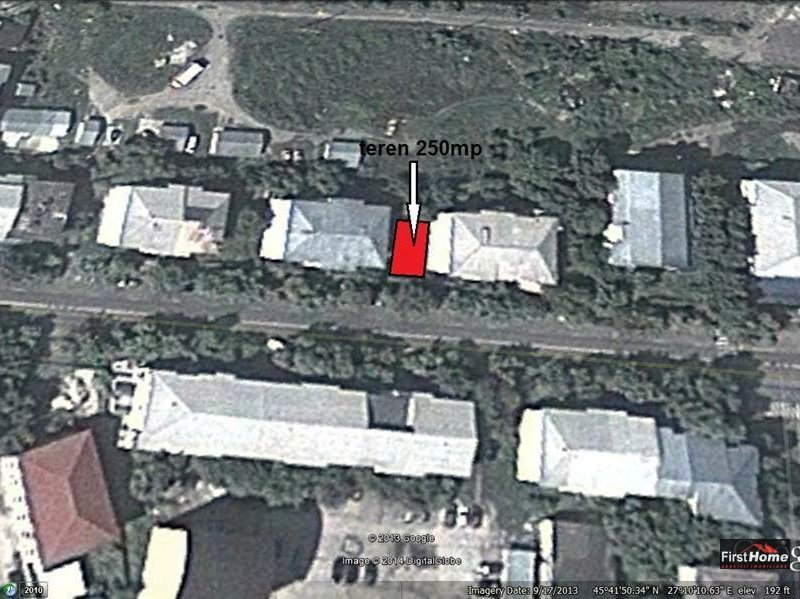 Teren intravilan 250 mp,zona Gara,Longinescu