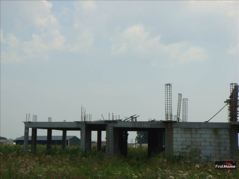 Casa in constructie zona Goleti spre Carligele