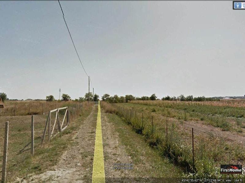 Teren zona Onasis