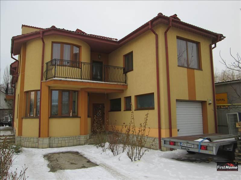 Casa P+1+M zona  est , Bahne