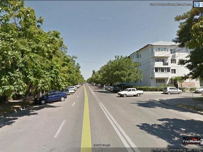 Teren 537 mp zona Gara ,Longinescu