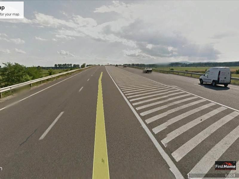Teren extravilan + extravilan de vanzare Golesti  pasarela  Bucuresti