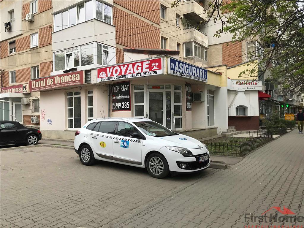 Spatiu comercial de inchiriat 170mpzona ultracentrala Bdul Unirii !