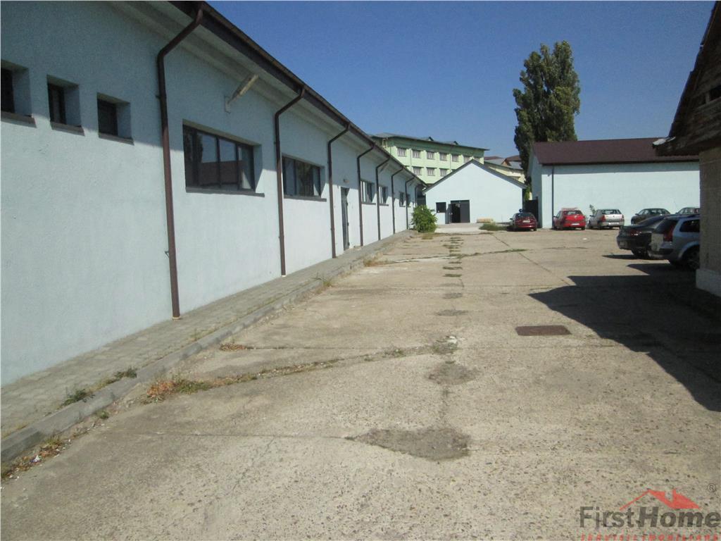 Spatii industriale de vanzare zona Spitalul Judetean