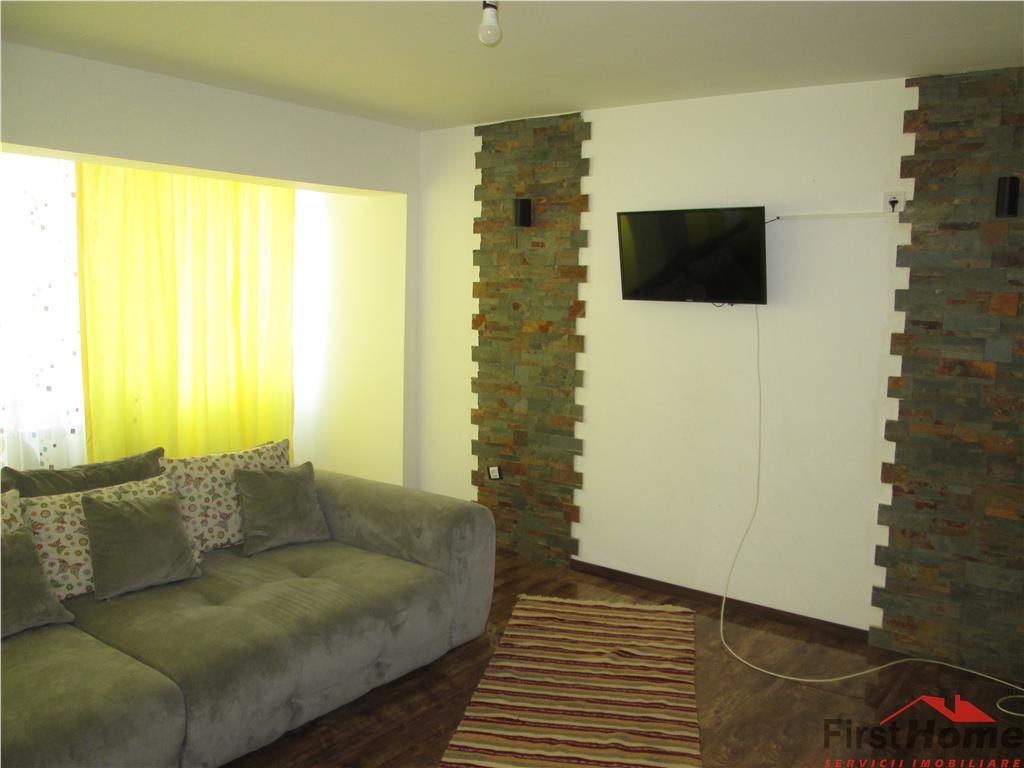 Apartament 4 camere, etaj 3/4, renovat complet, 100mp