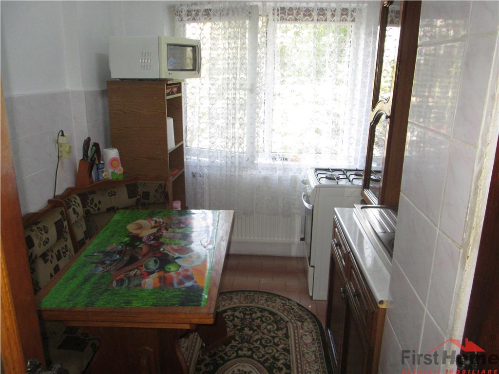 Apartament 3 camere, etaj 2, zona Garii  Birsei
