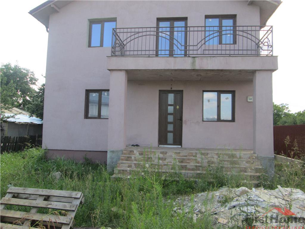 Casa pe structura de lemn in Campineanca P+1