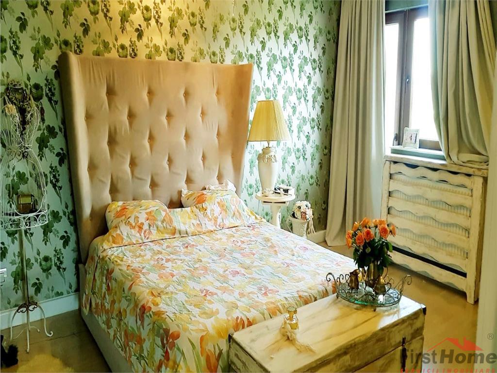 Apartament 3 camere, etaj 1, mobilat si utilat complet, bloc nou