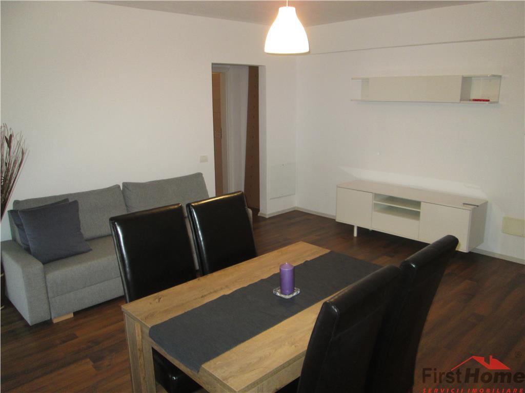 Apartament 2 camere, bloc nou, zona Brailei, et 4/6 cu lift