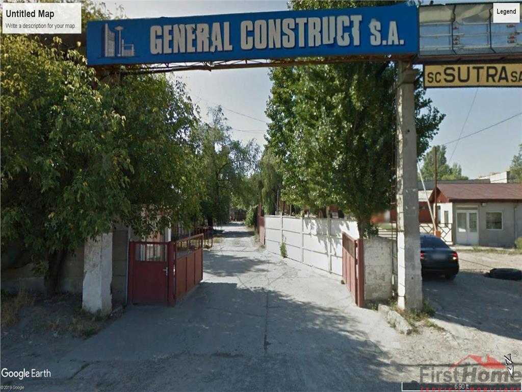 Teren de vanzare Zona Industriala Aghel Saligny