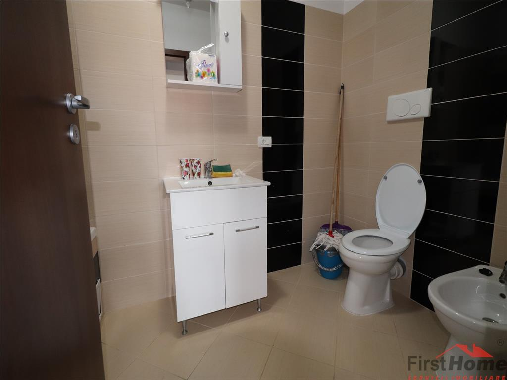 Apartament 2 camere, etaj 1, bloc nou