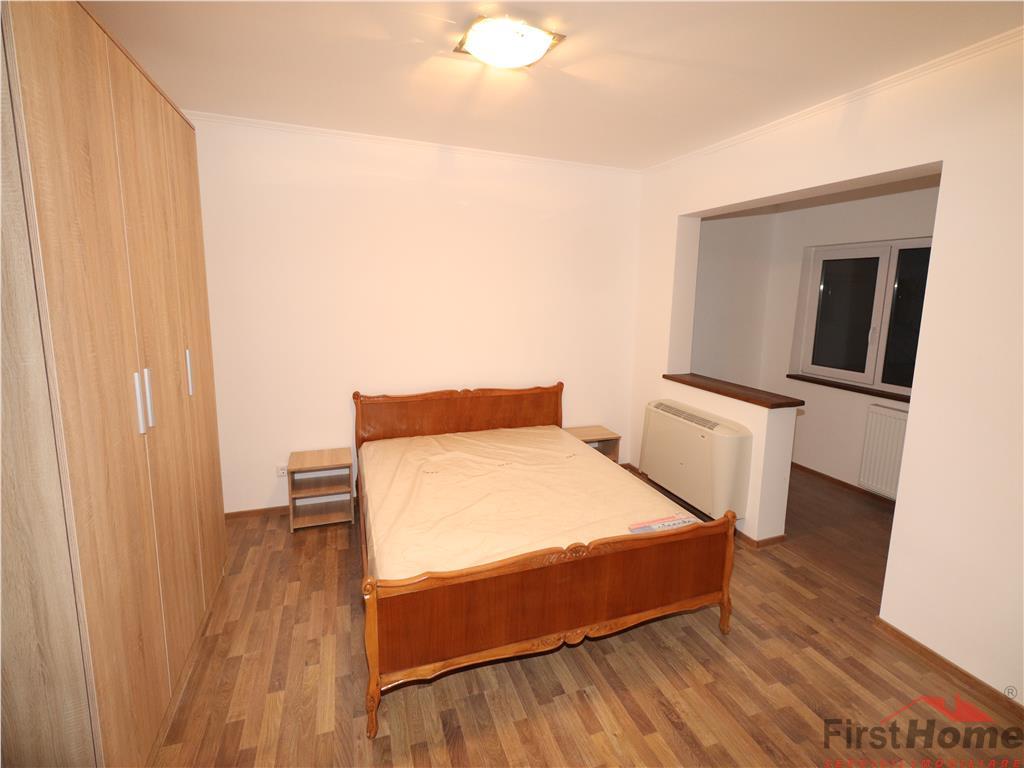 Apartament 2 camere, etaj 2, renovat complet , mobilat CT