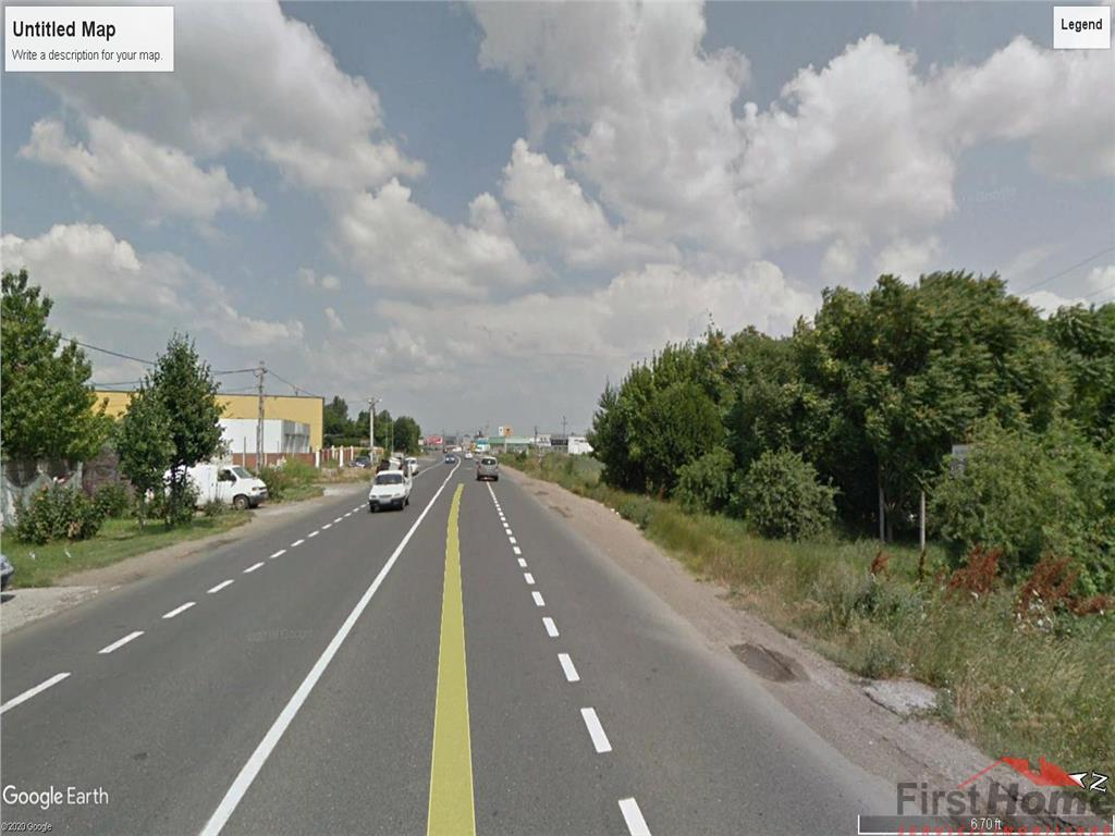 Teren 5580mp in Focsani , Calea Moldovei
