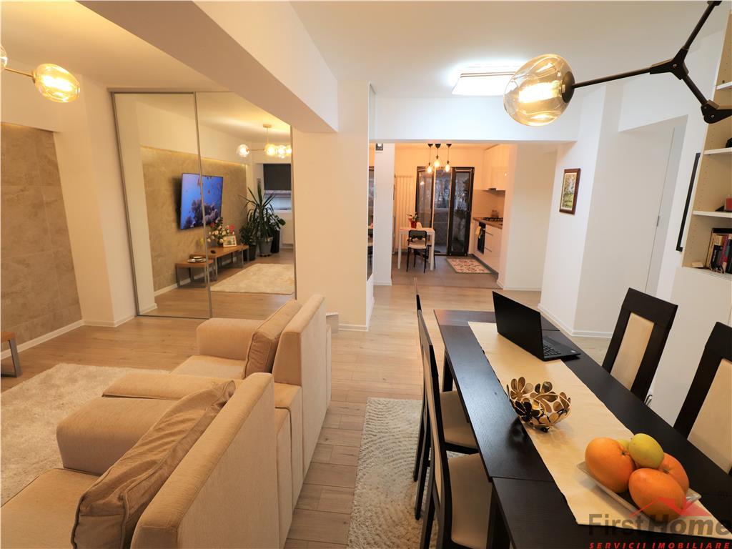 Apartament 3 camere, etaj 1, 100mp , zona 0