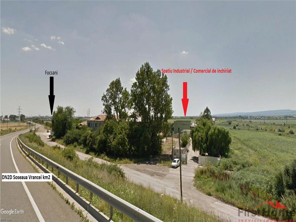 Spatiu industrial zona Soseaua Vrancei