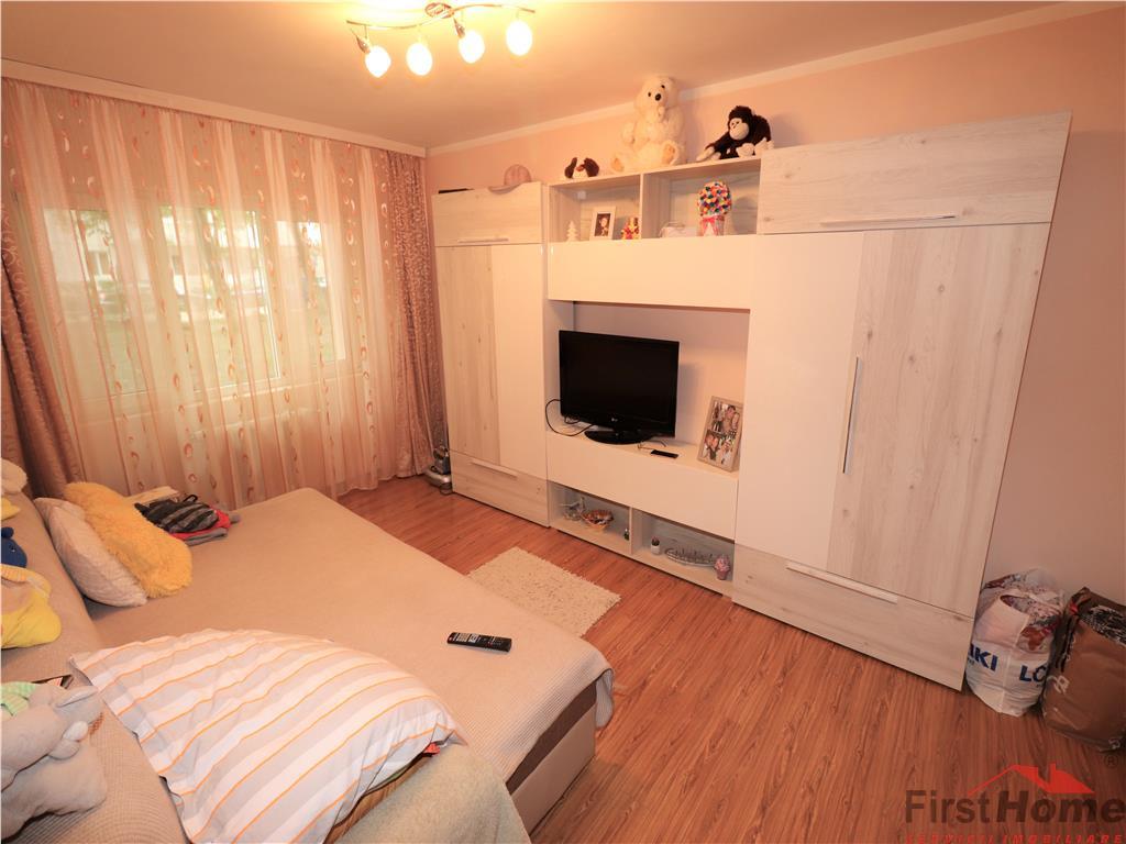 Apartament 2 camere, parter, zona Central  Jandarmerie