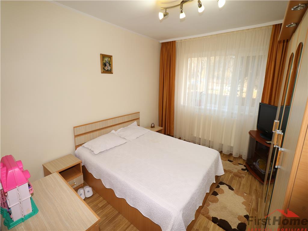 Apartament 2 camere, parter, renovat si mobilat SUD