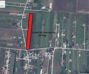 Loturi de vanzare in Focsani , zona Nord  Obor  str Rovine