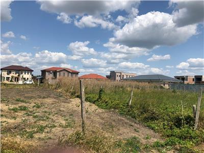 Teren de vanzare in Livada 554mp cu utilitati