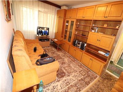 Apartament cu 2 camere, situat in zona Garii - Scoala 7, parter,
