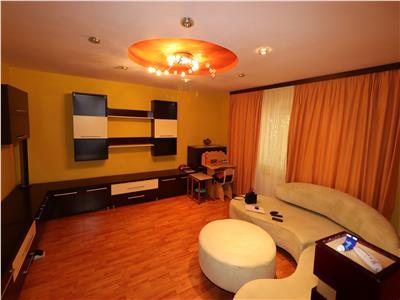 Apartament 3 camere, mobilat si utilat, Cartier Aviatorilor ,de vanzare