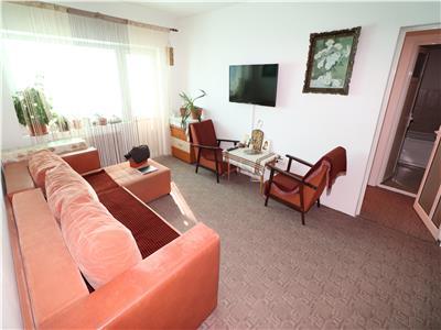 Apartament 2 camere, zona Lidl-Gara, etaj 3 din 4 de vanzare