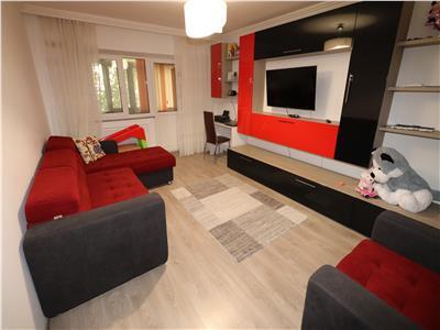 Apartament 2 camere,etaj 1, zona Sala Polivalenta, mobilat si utilat,de vanzare