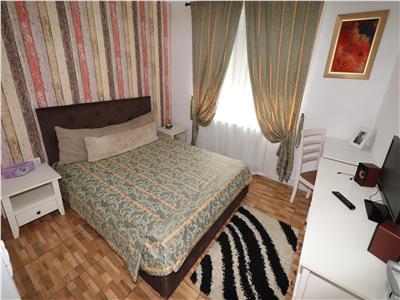 Apartament 3 camere, mobilat si utilat, zona Paco- Sud, de vanzare