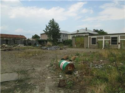 Teren 4000mp de vanzare, zona Industriala Remat