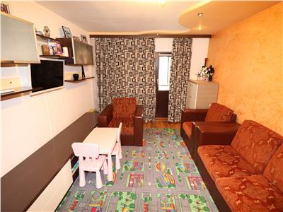 Apartament 2 camere,zona Brailei, etaj 1, renovat si mobilat complet