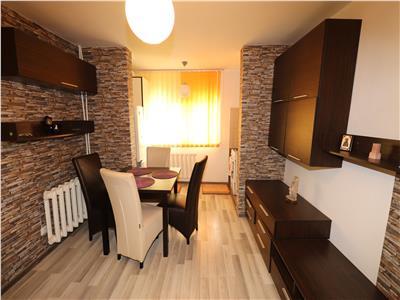 Apartament 2 camere, etaj 1, 54mp, renovat si mobilat