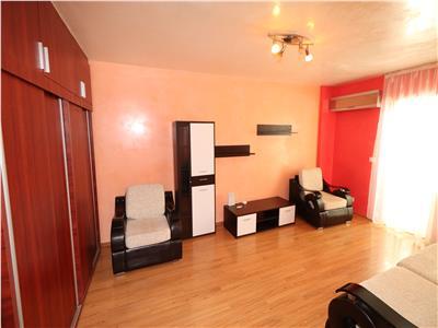 Apartament 2 camere, etaj 1, bloc nou 2007, mobilat
