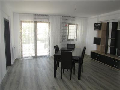 Apartament 2 camere, etaj 1, bloc nou, mobilat si utilat