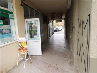 Spatiu comercial,Bdul Bucuresti in spate la Loto