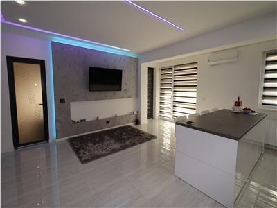 Apartament 3 camere, etaj 2, parcare subterana, bloc nou - la cheie -