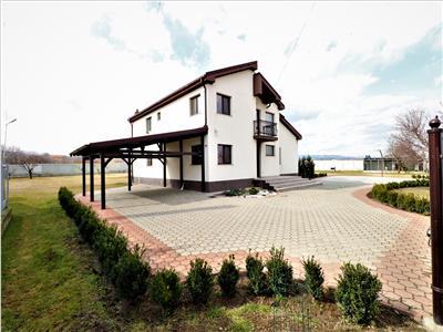 Casa com Cotesti, P+1, 190 mp utili, 2.795 mp teren, an  2013