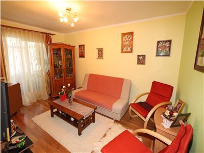 Apartament 3 camere, parter, zona Sud - Mausoleu -