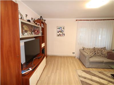 Apartament 3 camere, parter, mobilat complet ,Longinescu