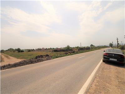Teren de vanzare la strada principala zona Onasis - CUP