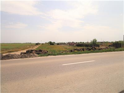 Teren de vanzare stradal zona Onasis  CUP