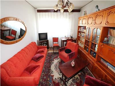 Apartament 3 camere, etaj 3, zona Garii - Scoala 7