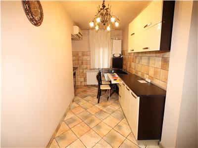 Apartament 2 camere, mobilat + utilat , parter - Pompieri -